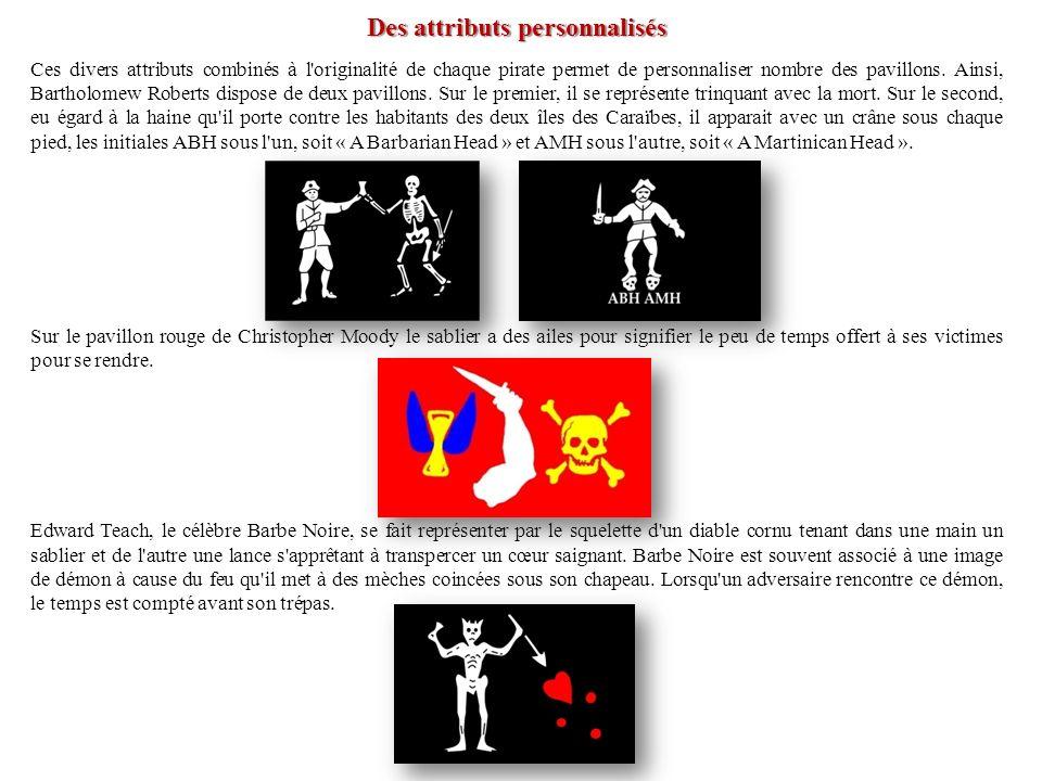Des attributs personnalisés