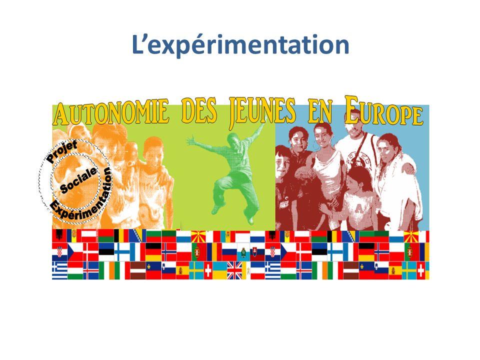 L'expérimentation