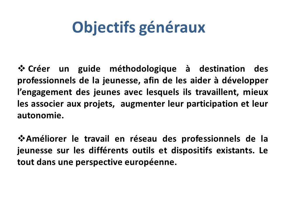 Objectifs généraux