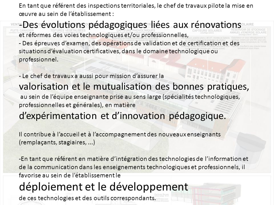 déploiement et le développement