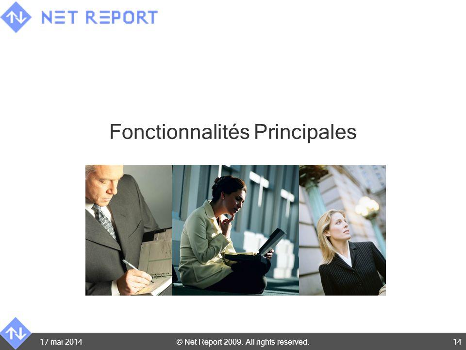 Fonctionnalités Principales