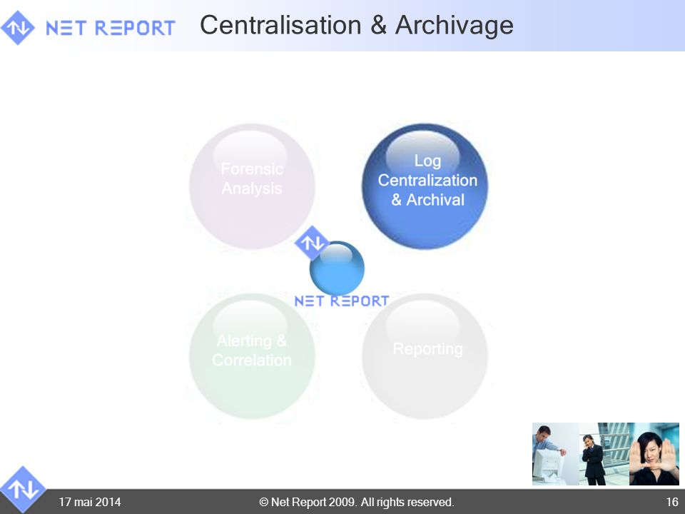 Centralisation & Archivage