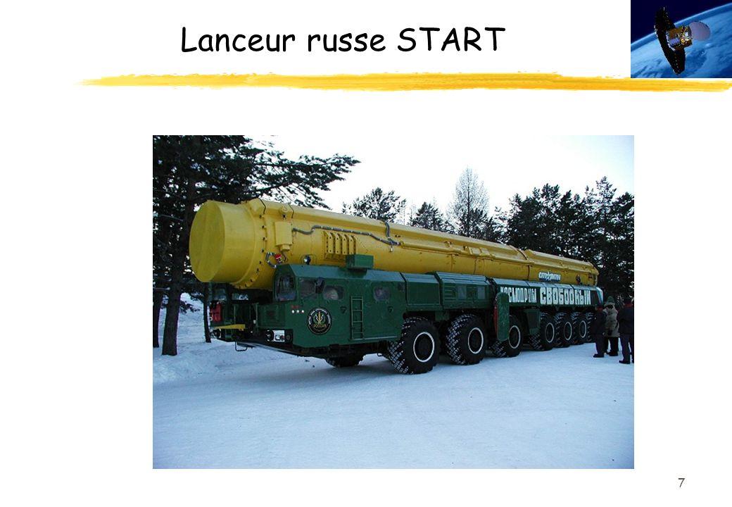 Lanceur russe START