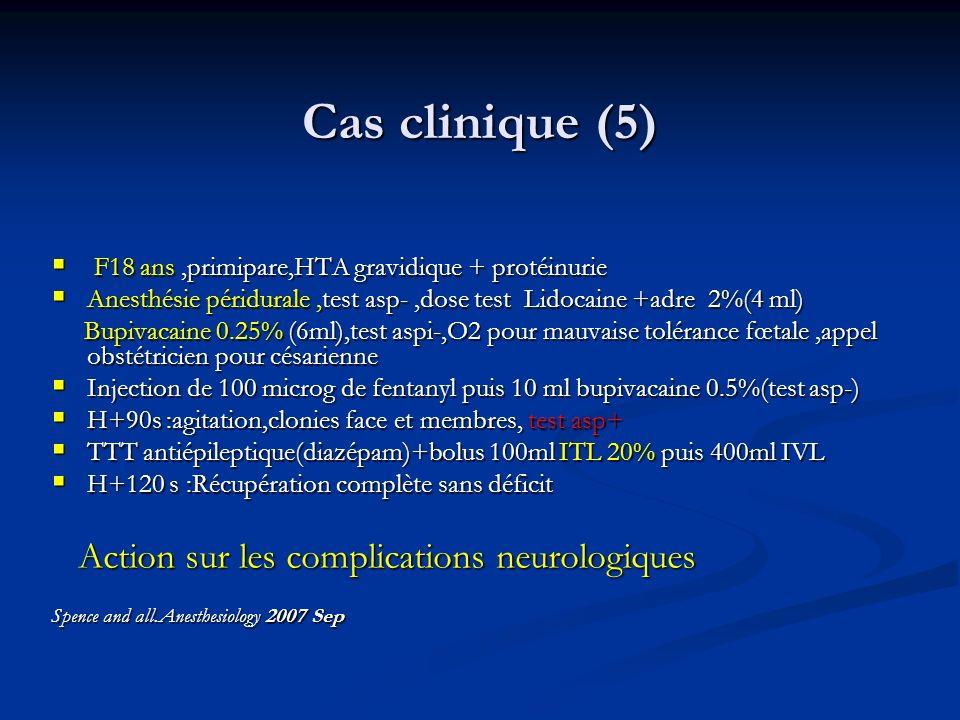 Cas clinique (5) F18 ans ,primipare,HTA gravidique + protéinurie