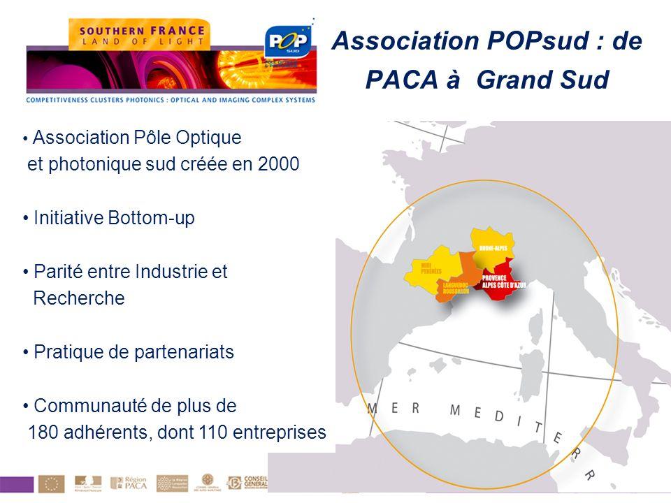 Association POPsud : de PACA à Grand Sud