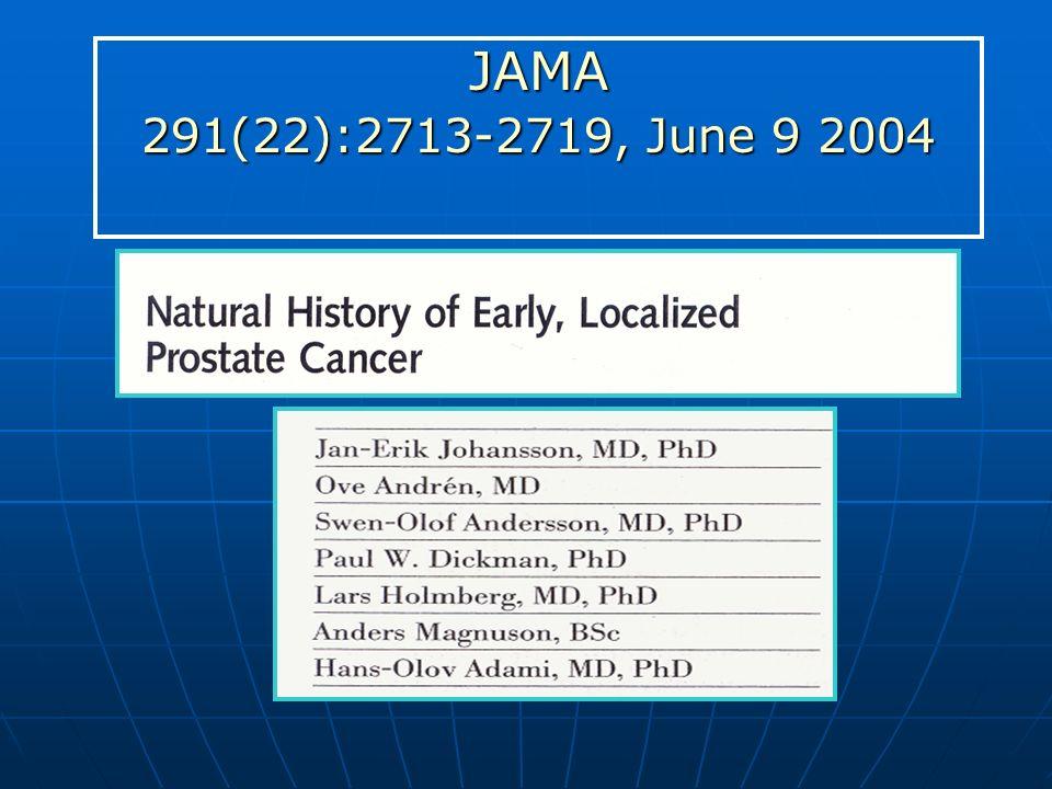 JAMA 291(22):2713-2719, June 9 2004