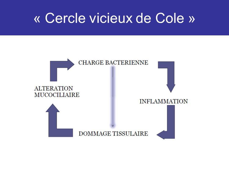 « Cercle vicieux de Cole »