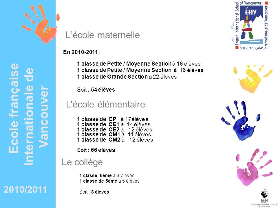 Ecole française Internationale de Vancouver