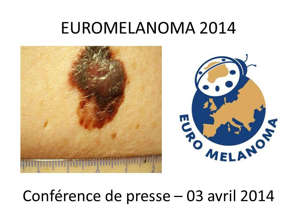 Conférence de presse – 03 avril 2014