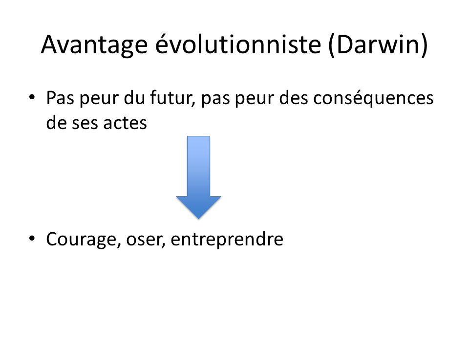 Avantage évolutionniste (Darwin)