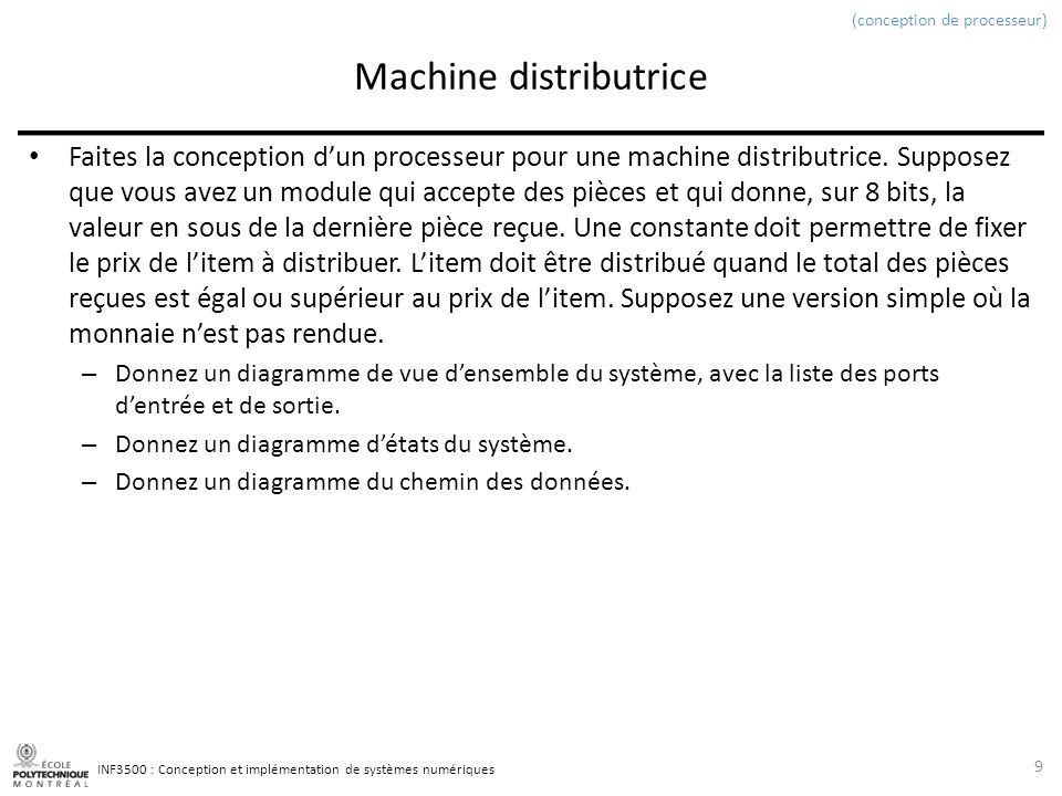 Machine distributrice