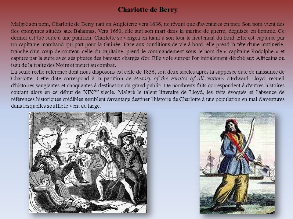 Charlotte de Berry