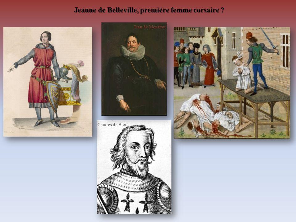 Jeanne de Belleville, première femme corsaire