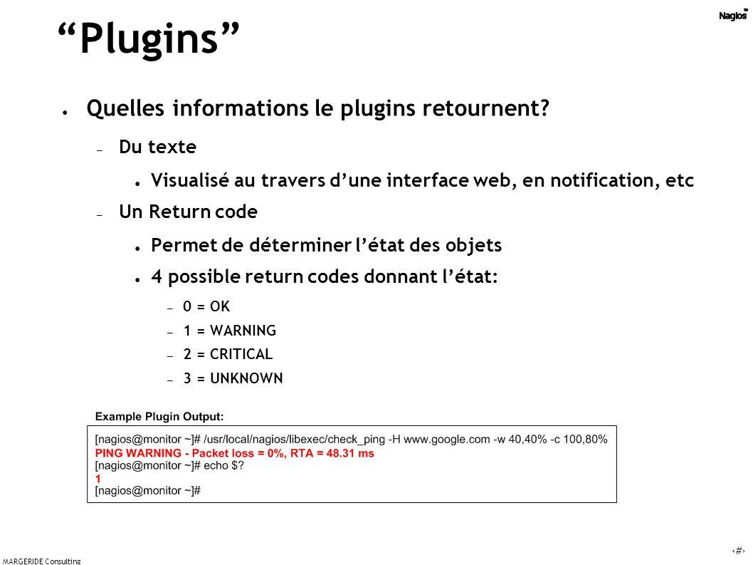 Plugins Quelles informations le plugins retournent Du texte