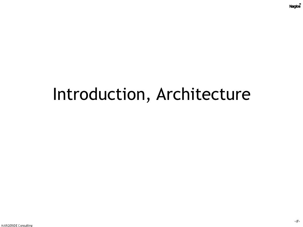 Introduction, Architecture