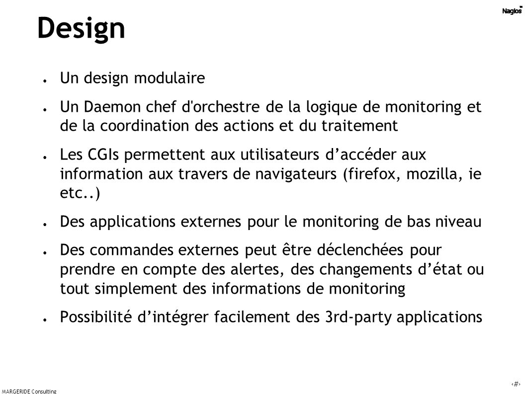 Design Un design modulaire