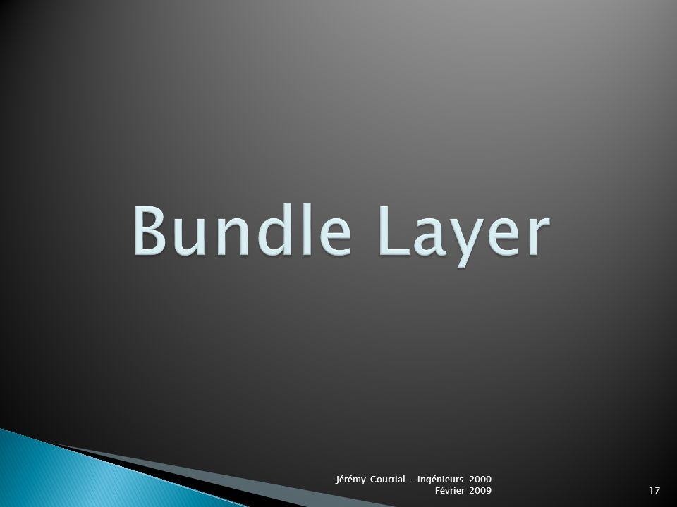 Bundle Layer Jérémy Courtial - Ingénieurs 2000 Février 2009