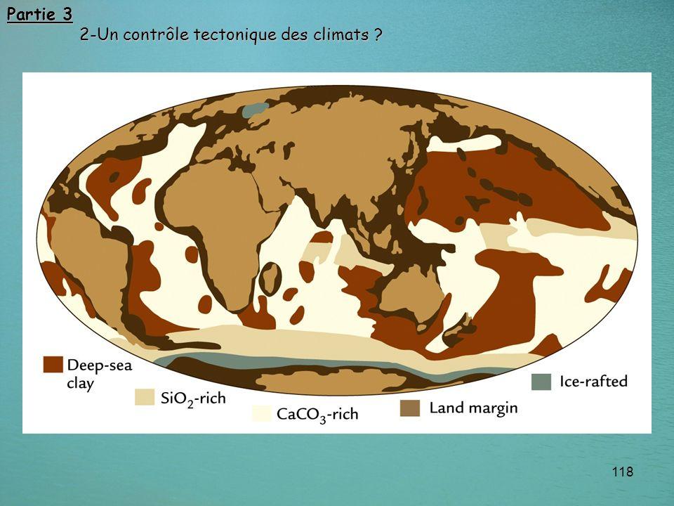 Partie 3 2-Un contrôle tectonique des climats