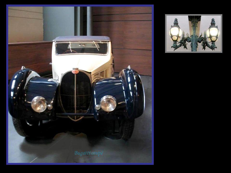 Bugatti coupé