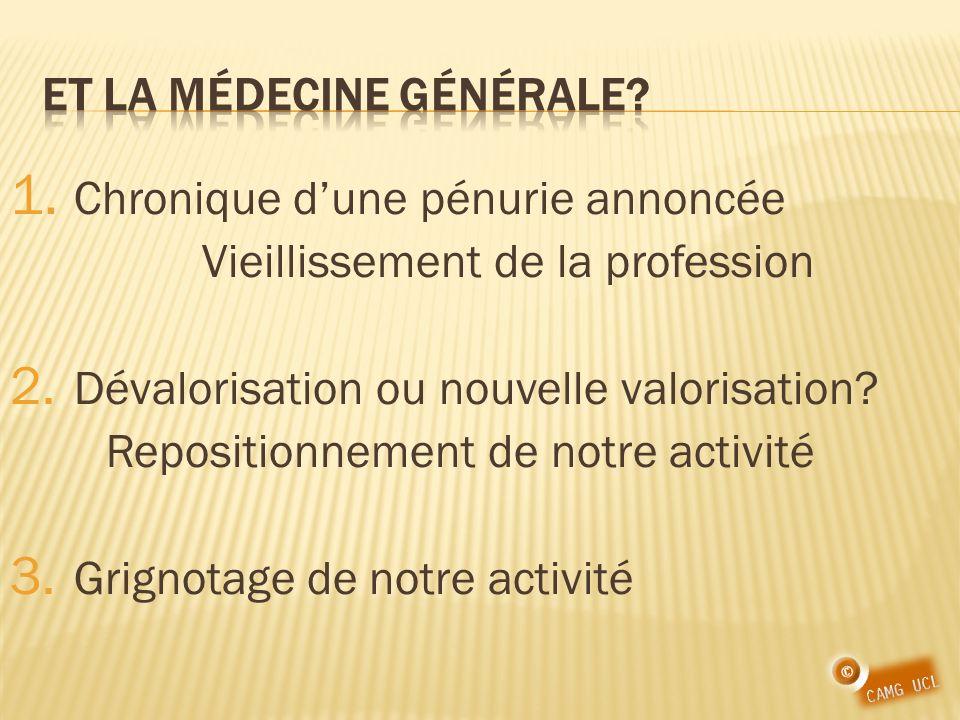Et la médecine générale