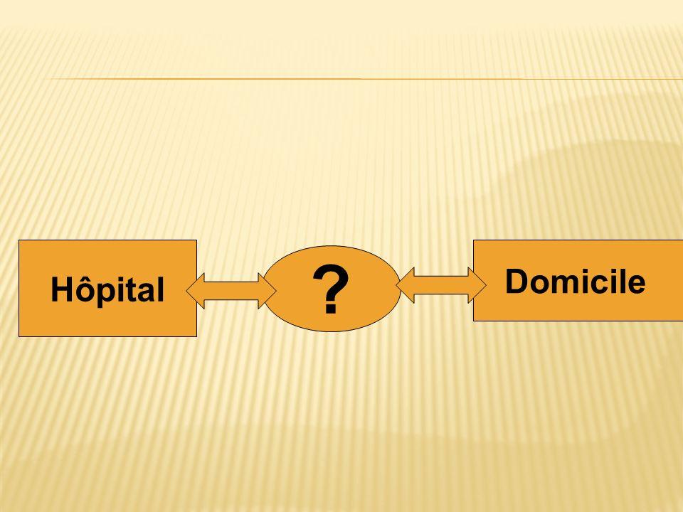 Hôpital Domicile