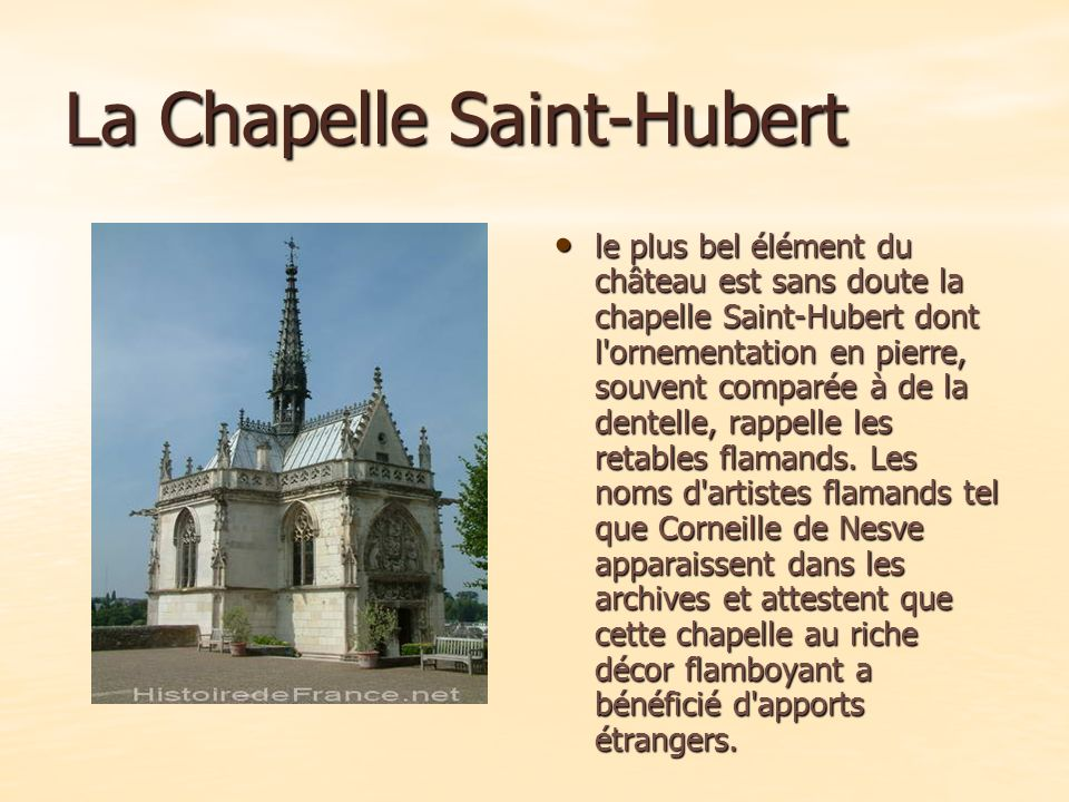 La Chapelle Saint-Hubert
