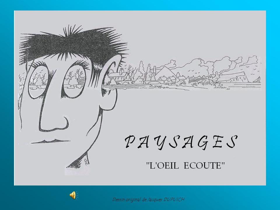 Dessin original de Jacques DUPUICH