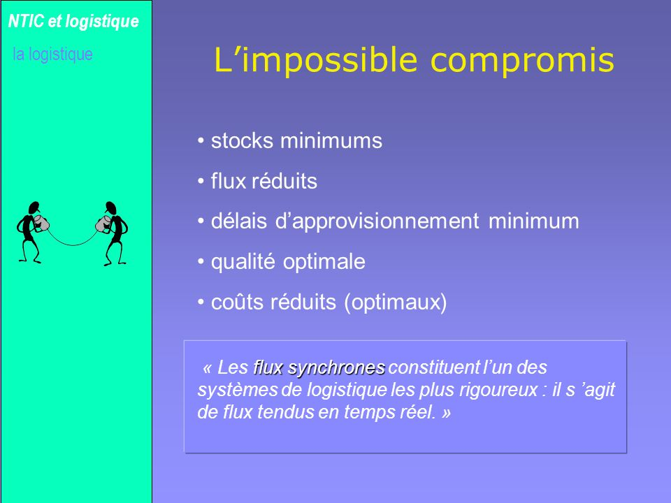 L'impossible compromis