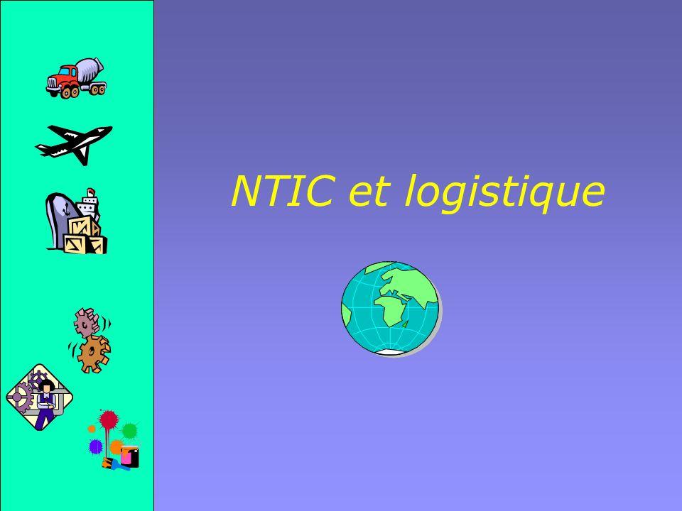 NTIC et logistique Gilles MICHEL