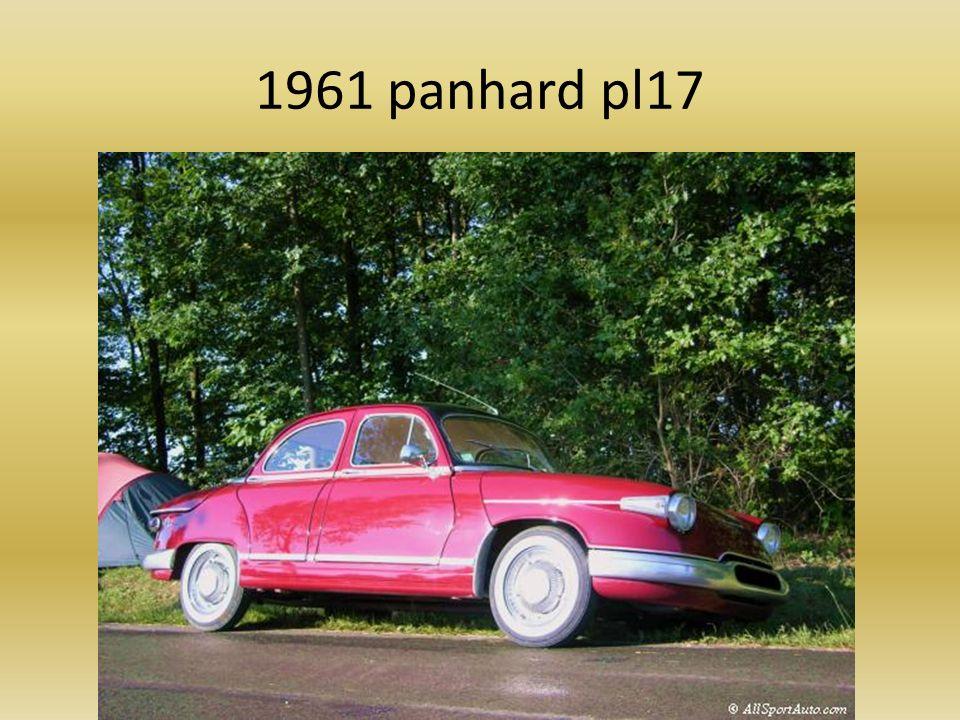 1961 panhard pl17