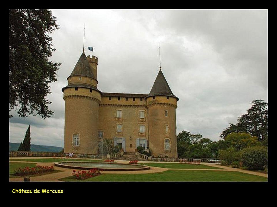 Château de Mercues