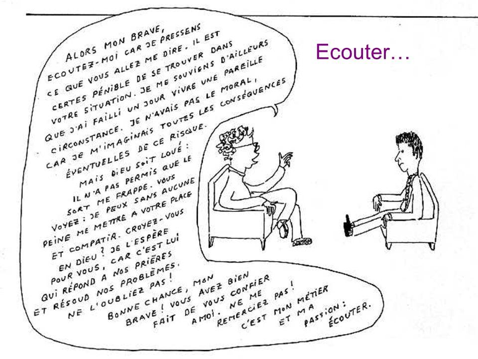 Ecouter…