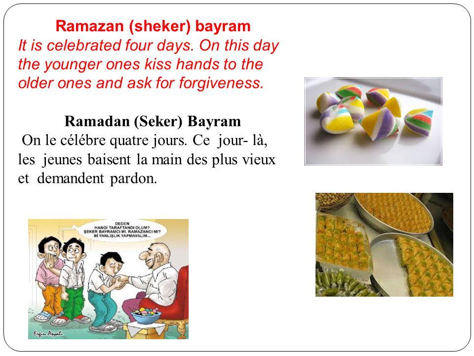 Ramazan (sheker) bayram Ramadan (Seker) Bayram