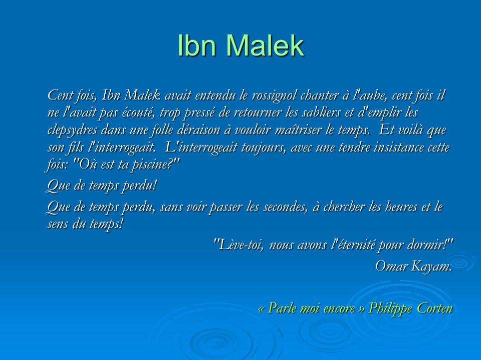 Ibn Malek