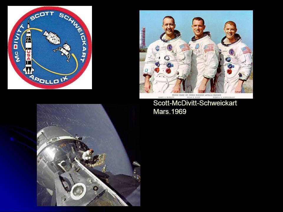 Scott-McDivitt-Schweickart Mars.1969