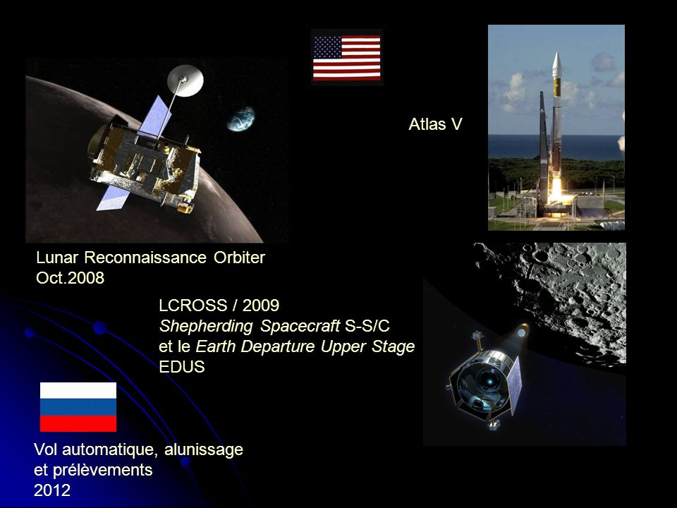 Lunar Reconnaissance Orbiter Oct.2008