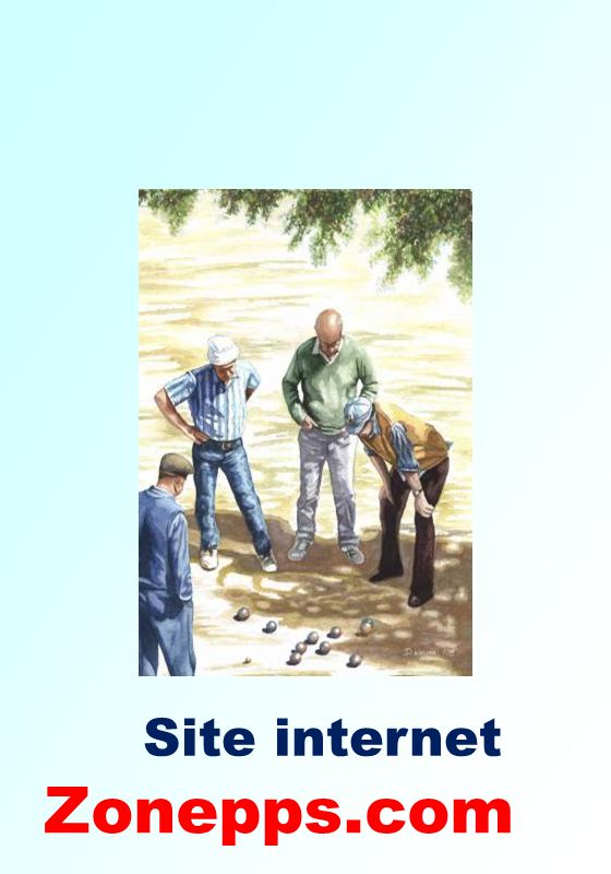 Site internet Zonepps.com