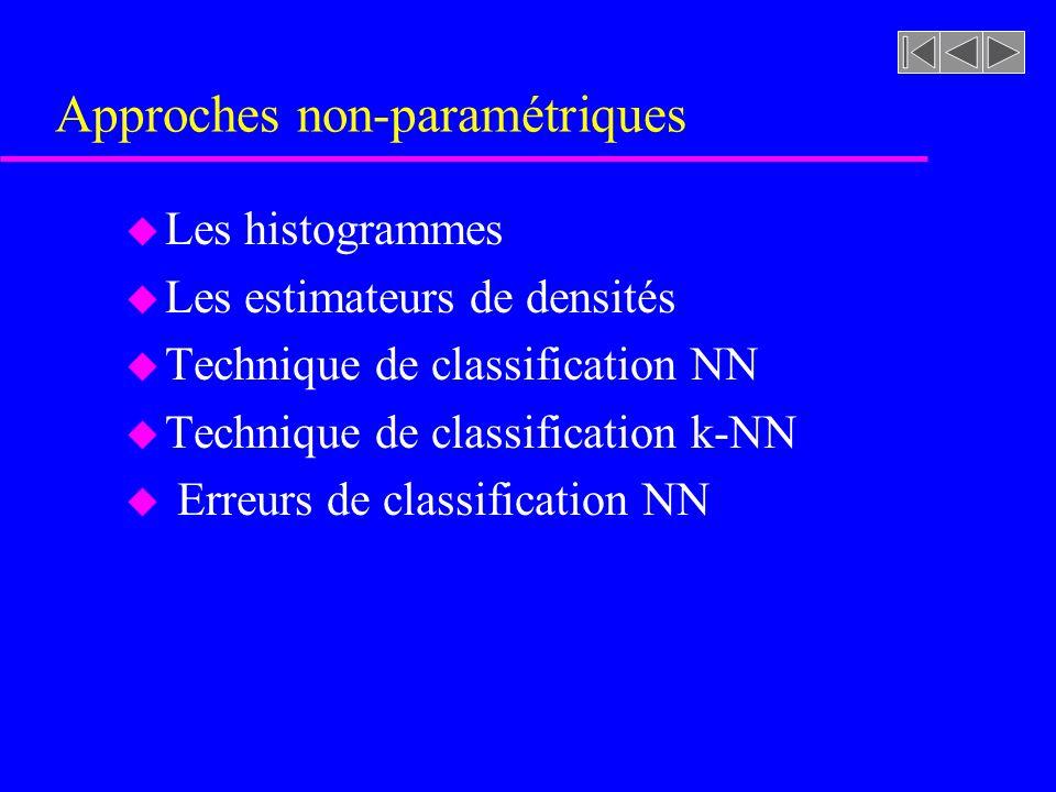 Approches non-paramétriques