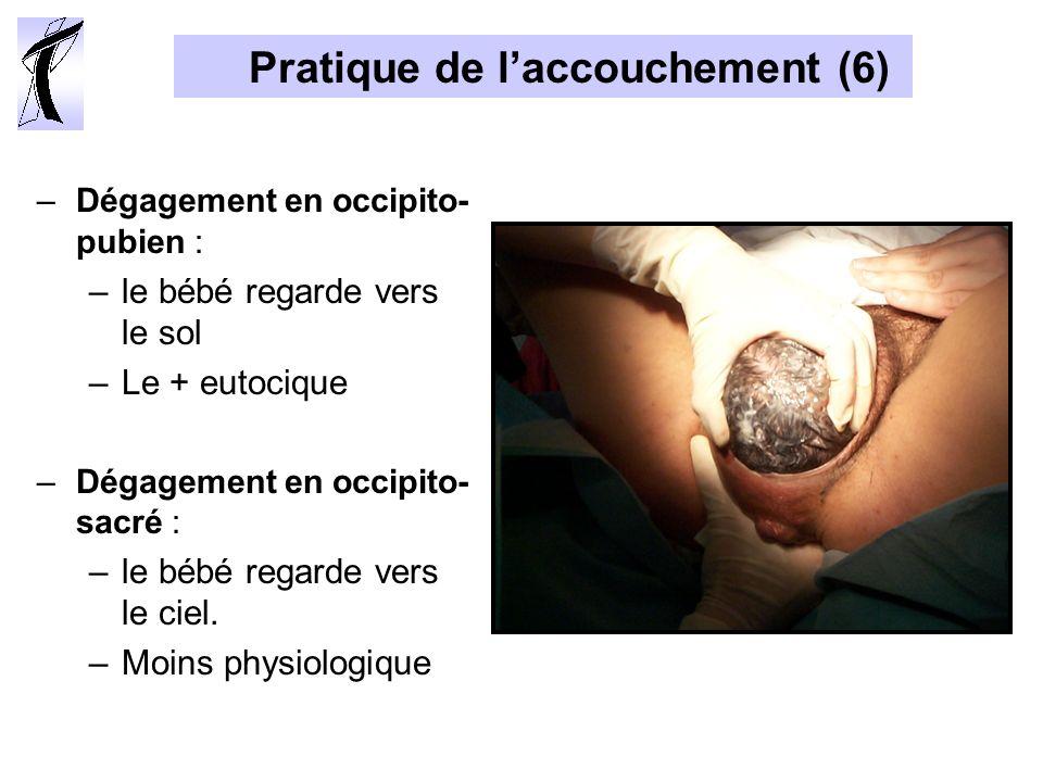 Pratique de l'accouchement (6)