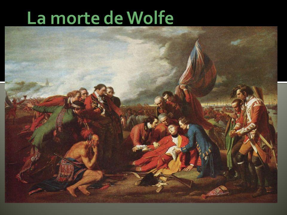 La morte de Wolfe