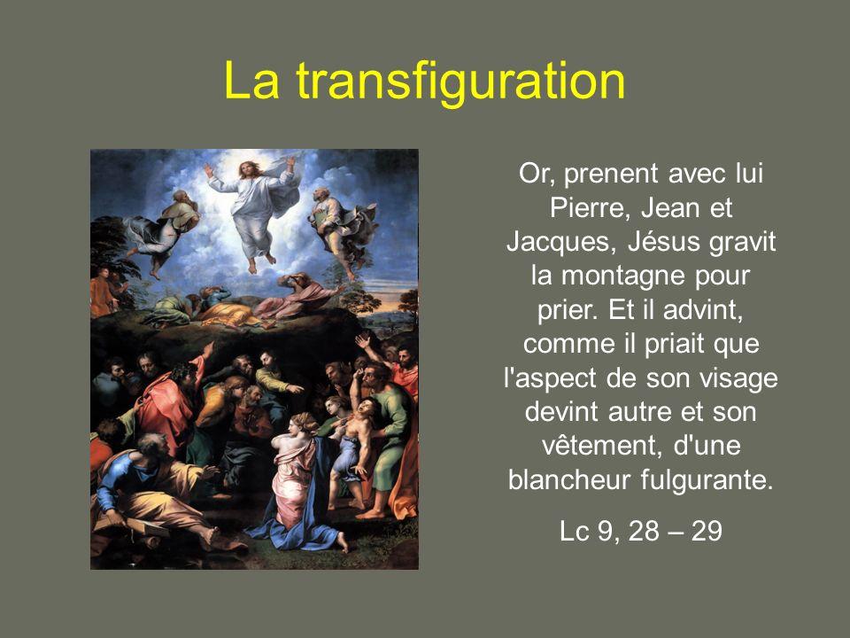 La transfiguration