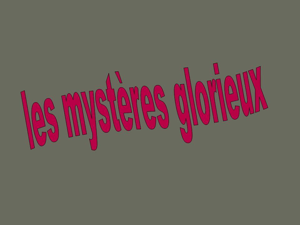 les mystères glorieux