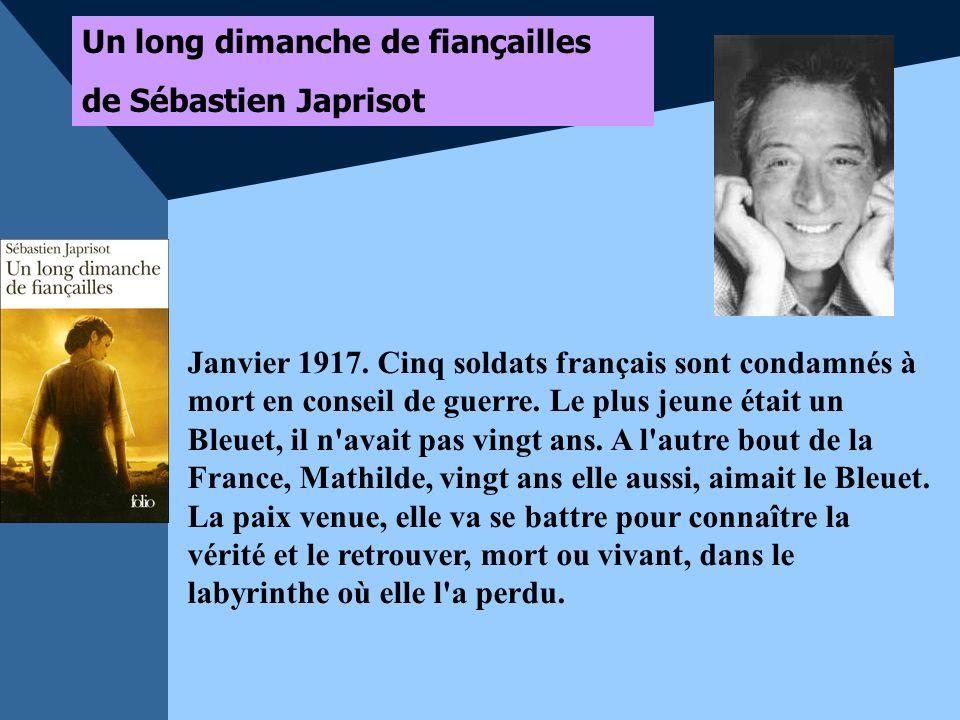 Un long dimanche de fiançailles de Sébastien Japrisot