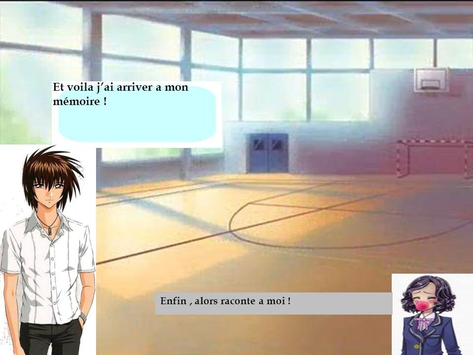 Club basket Et voila j'ai arriver a mon mémoire !