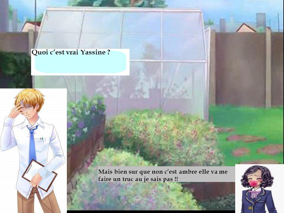 Club de Jardin Quoi c'est vrai Yassine