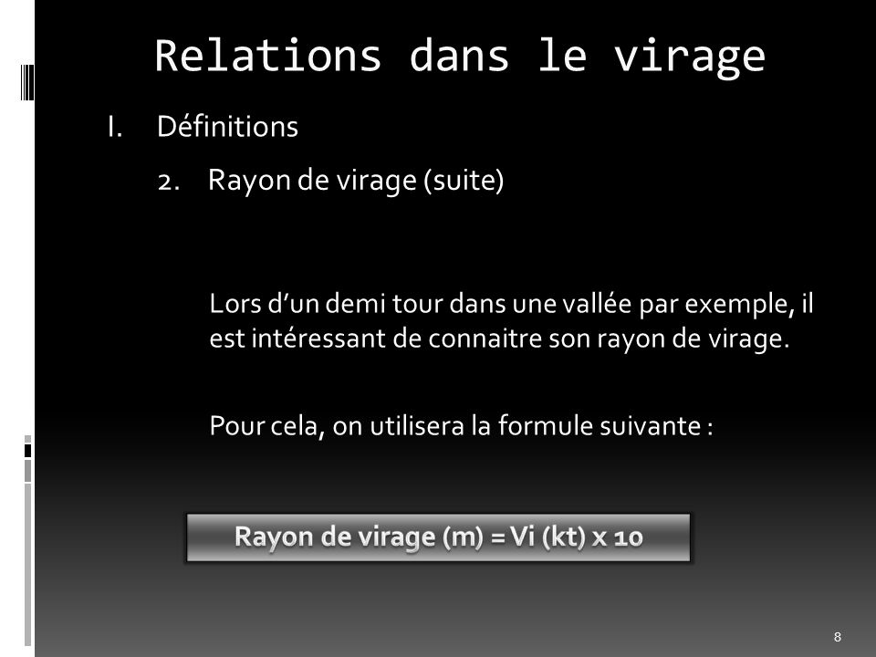 relations dans le virage ppt video online t l charger. Black Bedroom Furniture Sets. Home Design Ideas