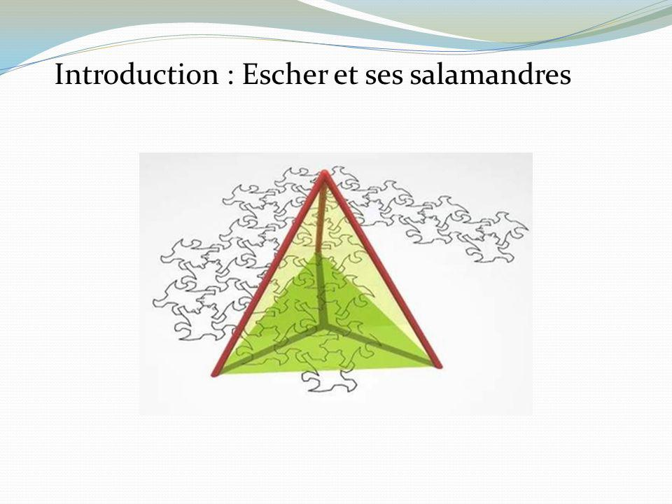 Introduction : Escher et ses salamandres
