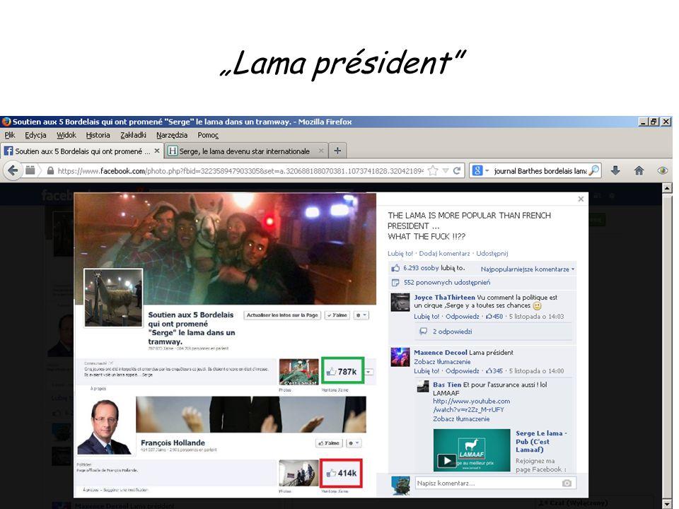 """Lama président"