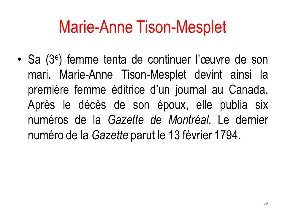 Marie-Anne Tison-Mesplet