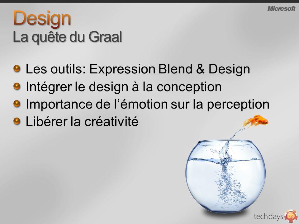 Design La quête du Graal